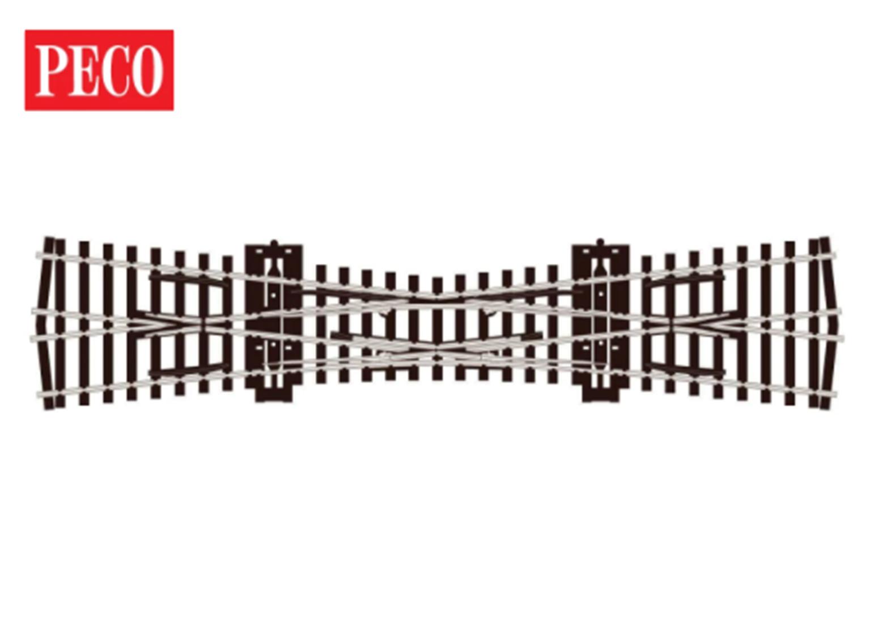 SL180 Finescale Single Slip (Code 75 Rail)
