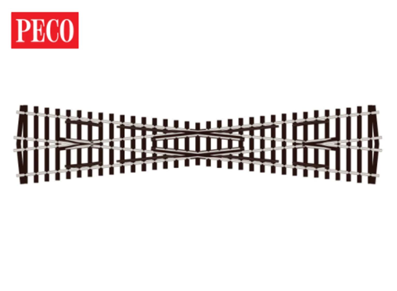 SL194 Finescale long crossing (code 75 rail)
