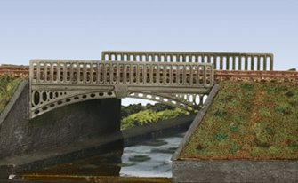 Victorian Cast Iron type Bridge kit