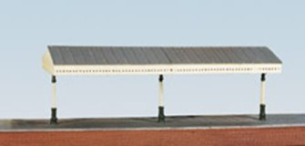 Station Canopy, length 180mm