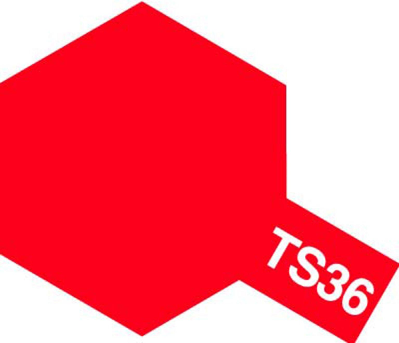 TS-36 FLOURESCENT RED