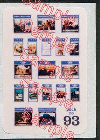 LNER Travel Posters