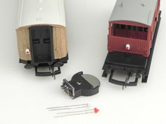 Automatic Lighting Effects - Modern Flashing Tail Light