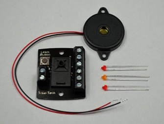 Lighting Effect Level Crossing Barrier Lights With Sound