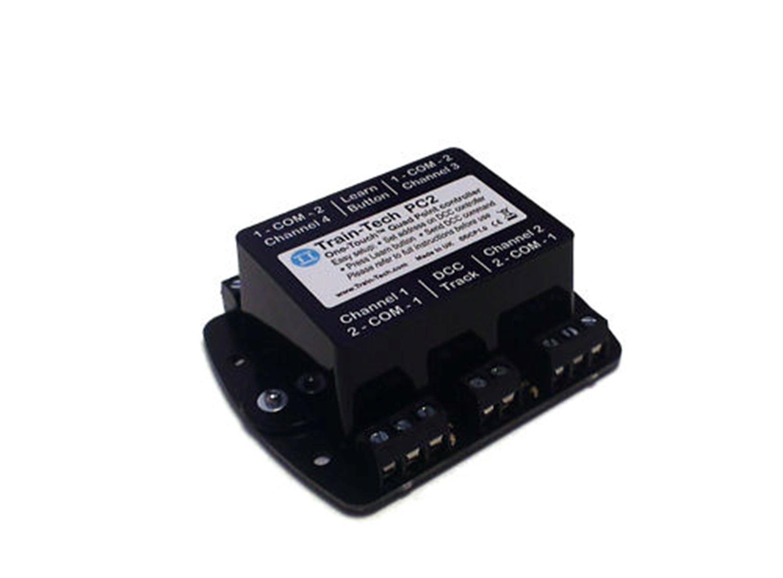 DCC Point Controller - Quad (4 Points)