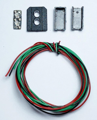 Signal Heads Kit 2 Aspect Home (R/G)