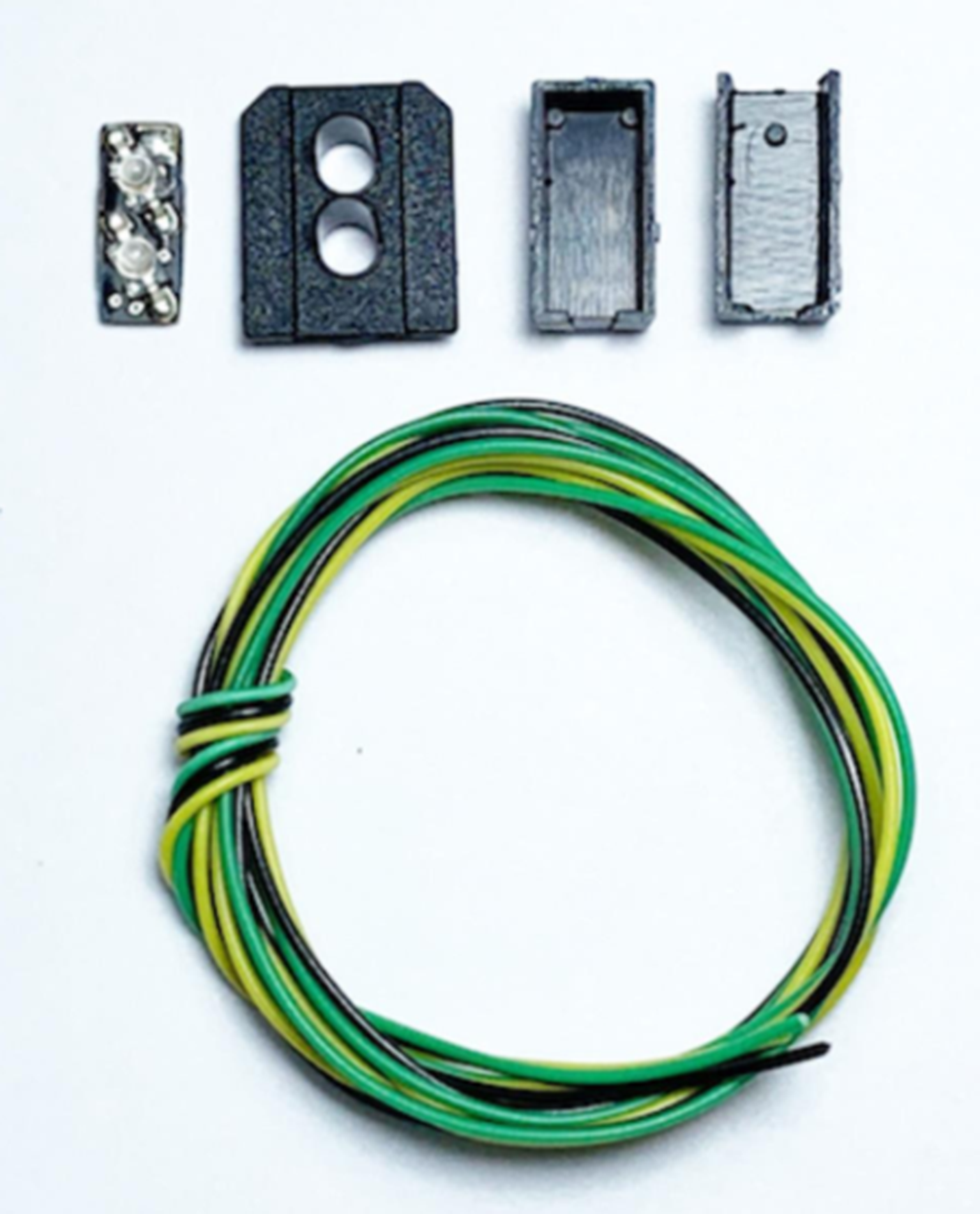 Signal Heads Kit 2 Aspect Distant (Y/G)