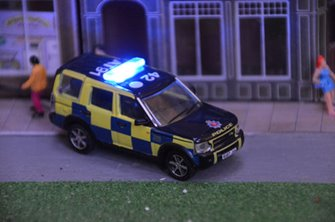 Smart Light - Emergency Vehicle