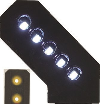 Sensor Signal (RH Feather) Multi 4 Aspect