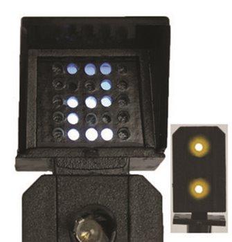 Sensor Signal (Theatre Indicator) Multi 4 Aspect
