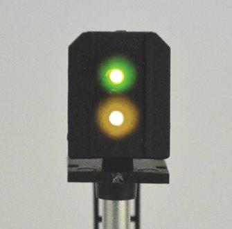 Sensor Signal 2 Aspect Distant