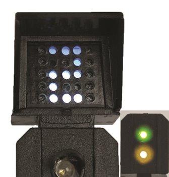 Sensor Signal (Theatre Indicator) 2 Aspect Distant