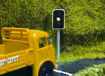 Traffic Light OO/HO Working (Twin Pack)