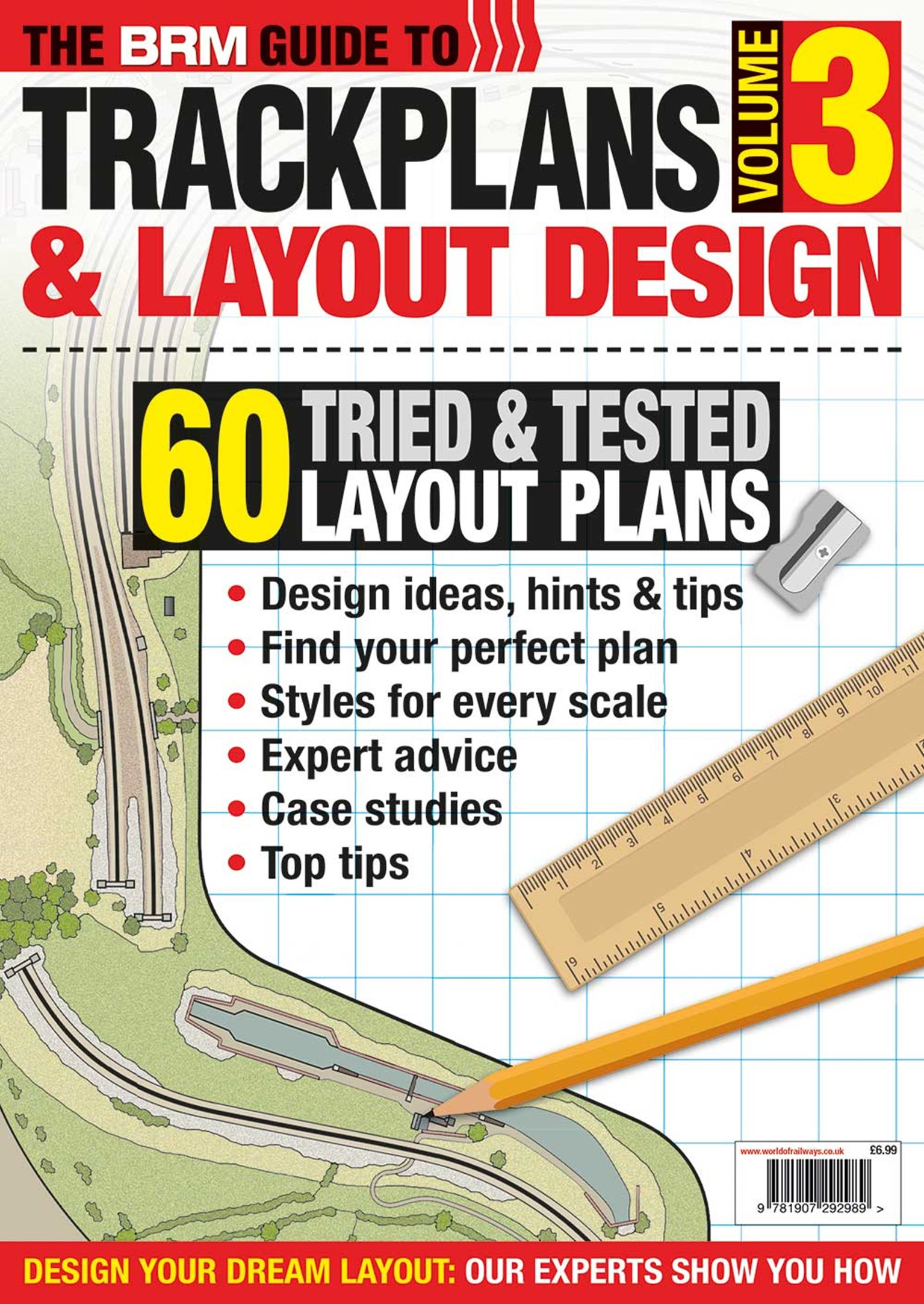 The BRM Guide To Trackplans & Layout Design