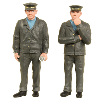 bachmann g scale Two Locomotive Staff