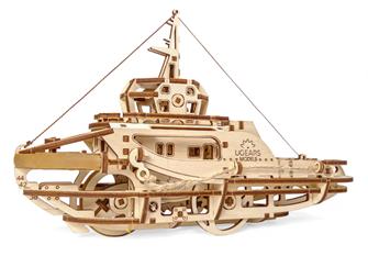 Mechanical model Tugboat
