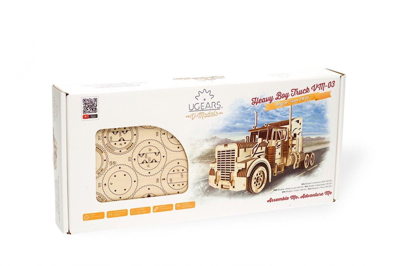 Mechanical model Heavy Boy Truck VM-03