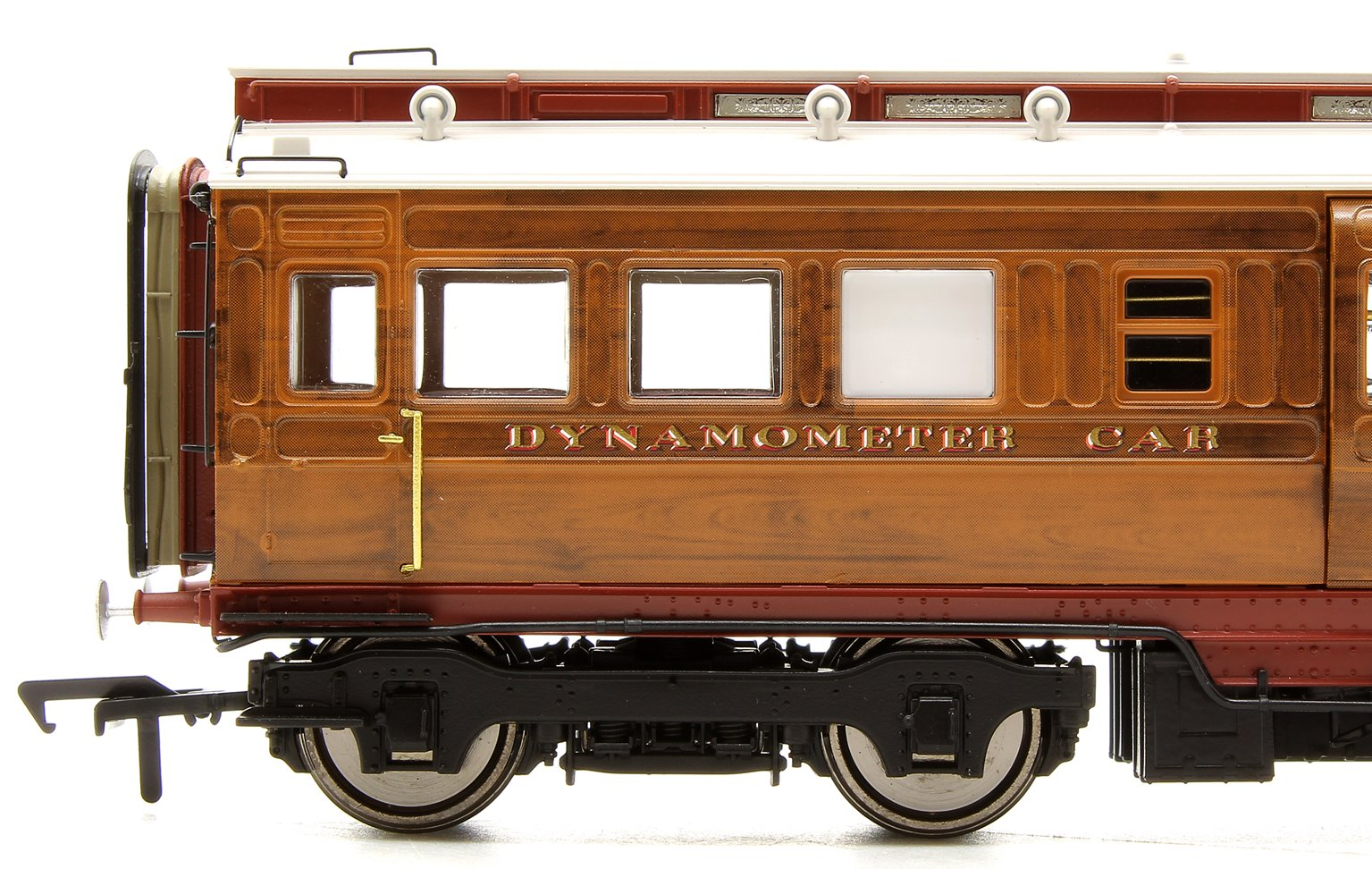 LNER Dynamometer Car - Version 2 LNER livery as it ran post 1946, as No. 902502, as it was for the 1948 British Railways locomotive exchange trials