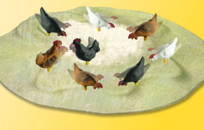eMotion - Pecking Chickens
