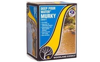 Murky Deep Pour Water