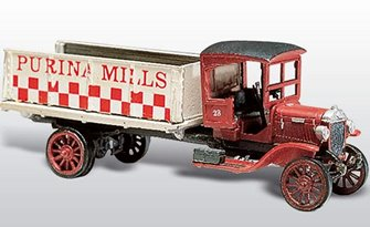 Grain Truck (1914 Diamond T) HO/OO