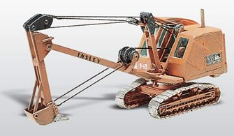 "Back Hoe (Insley Model ""K"") HO/OO"