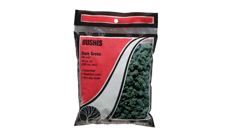 Dark Green Bushes (Bag)