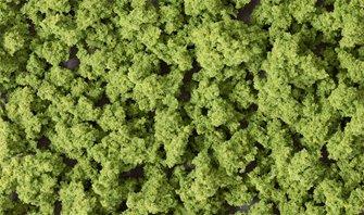Light Green Bushes