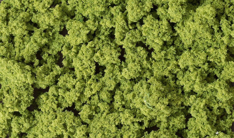Light Green Clump Foliage
