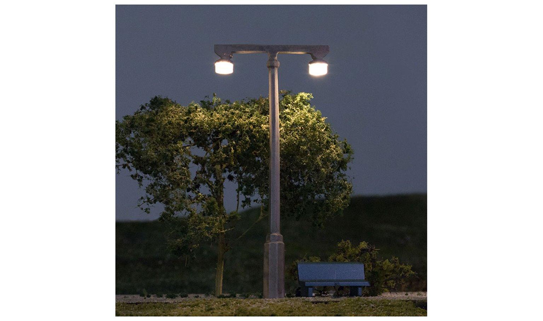 Woodland Scenics WJP5676 OO/HO Twin Lamp