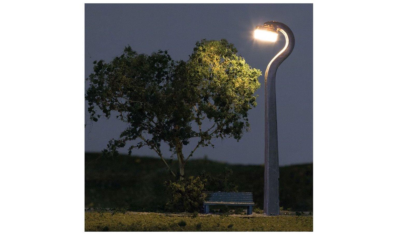 Woodland Scenics WJP5677 OO/HO Concrete Lamp - (Pack of 3)