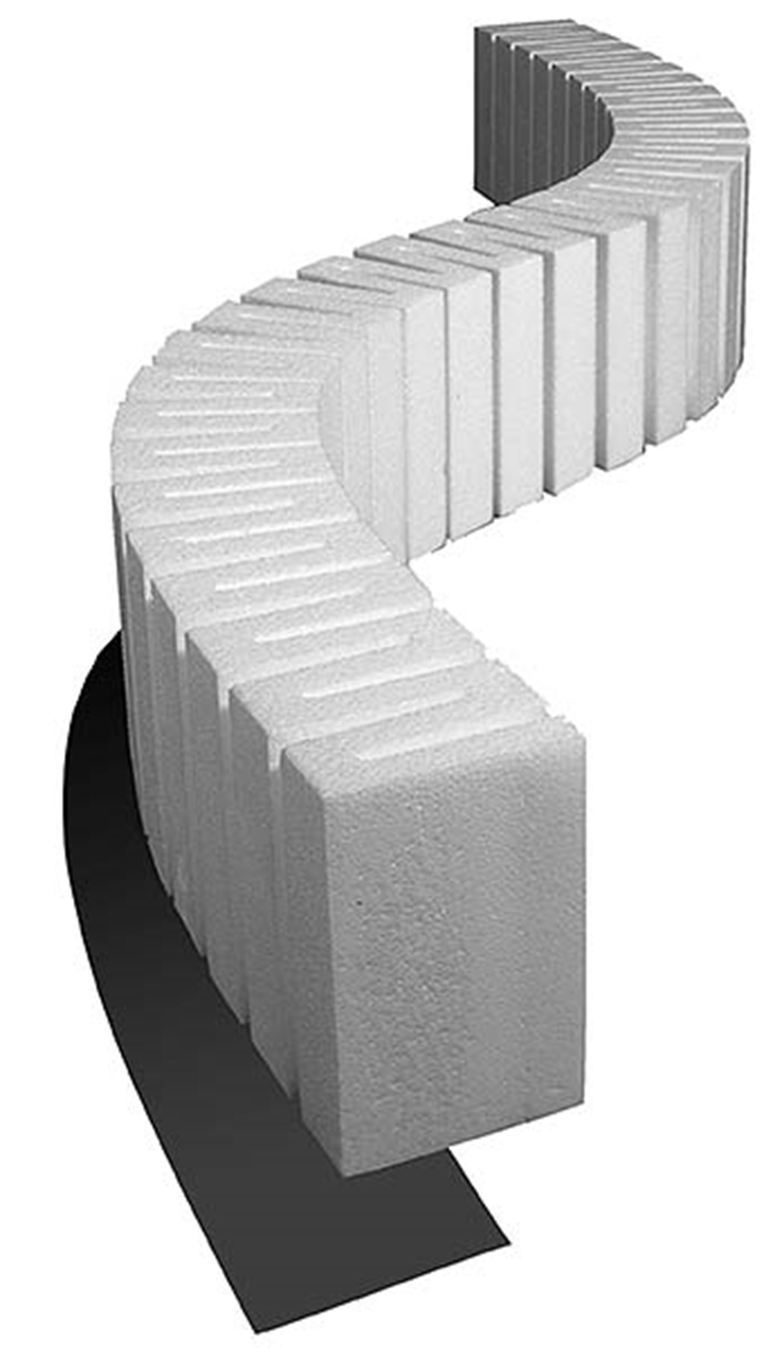 4 Inch Risers (Pack of 2)
