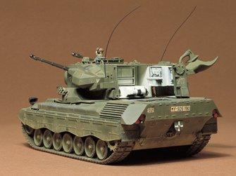 1/35 Military Miniature Series no.99 West German Flakpanzer Gepard