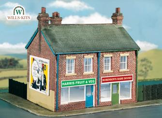 Semi-Detached Shops Craftsmans Kit