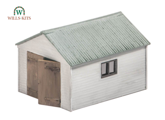 Domestic Garage Building Kit