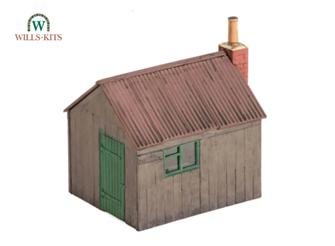 Platelayers Hut Kit