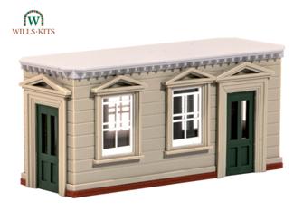 Timber Island Platform Shelter Kit