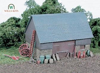 Metal Farmyard Junk