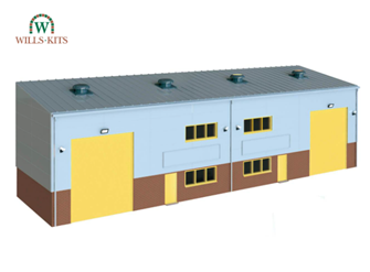 Wills SSM300 Industrial/Retail Unit Base Kit