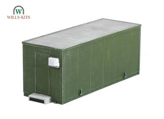 Relocatable Equipment Building