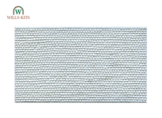 Cobblestone Walling -  injection moulded plastic sheets (4 Sheets)
