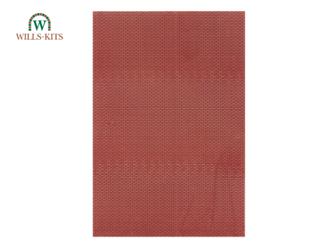 Flexible Brick Sheets