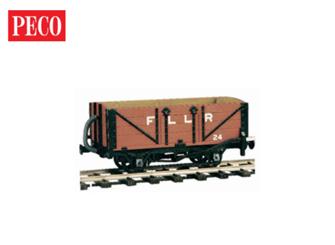 4 Wheel Open Wagon