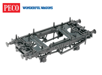 Peco R-20 9/10ft Mk IV Underframe kit