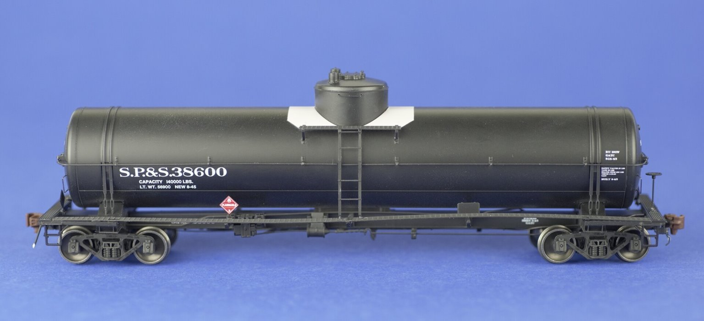 GATC Tank Car, SP&S #38600