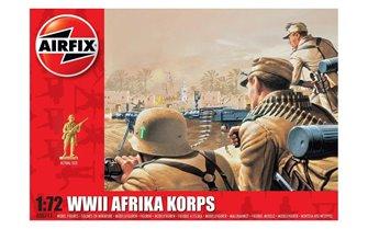 WWII Afrika Korps 1:72