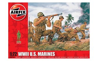 WWII U.S. Marines 1:72