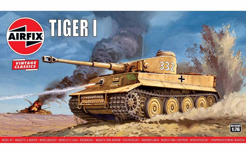 Airfix Tiger 1