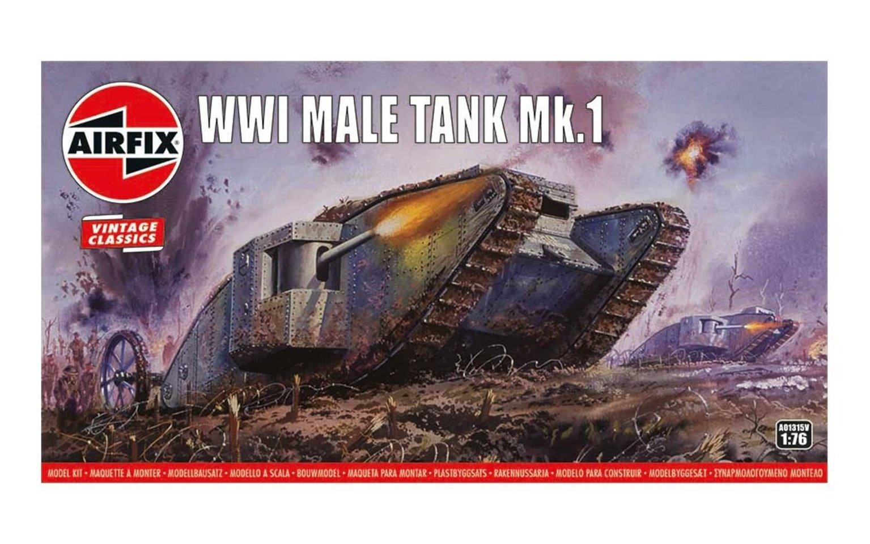 WWI Male Tank Mk.I