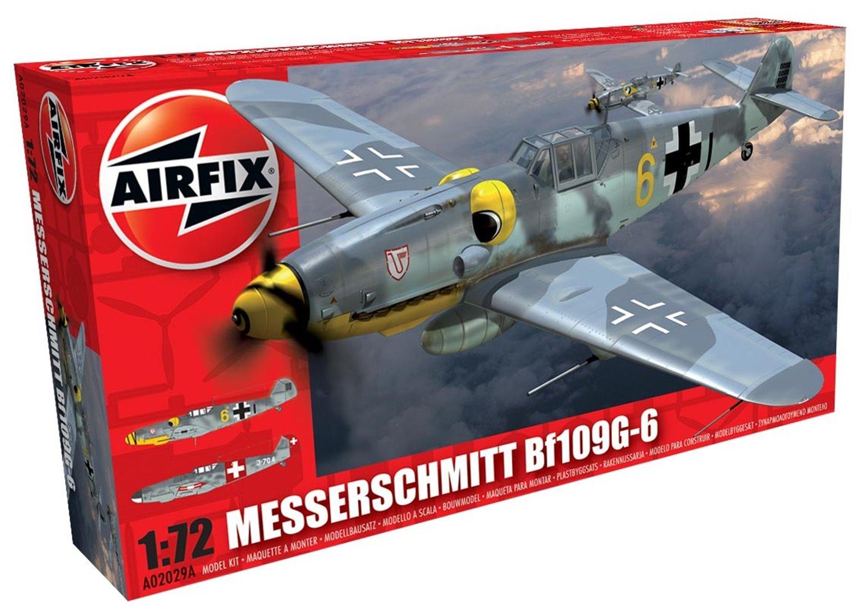 Messerschmitt Bf109G-6 1:72